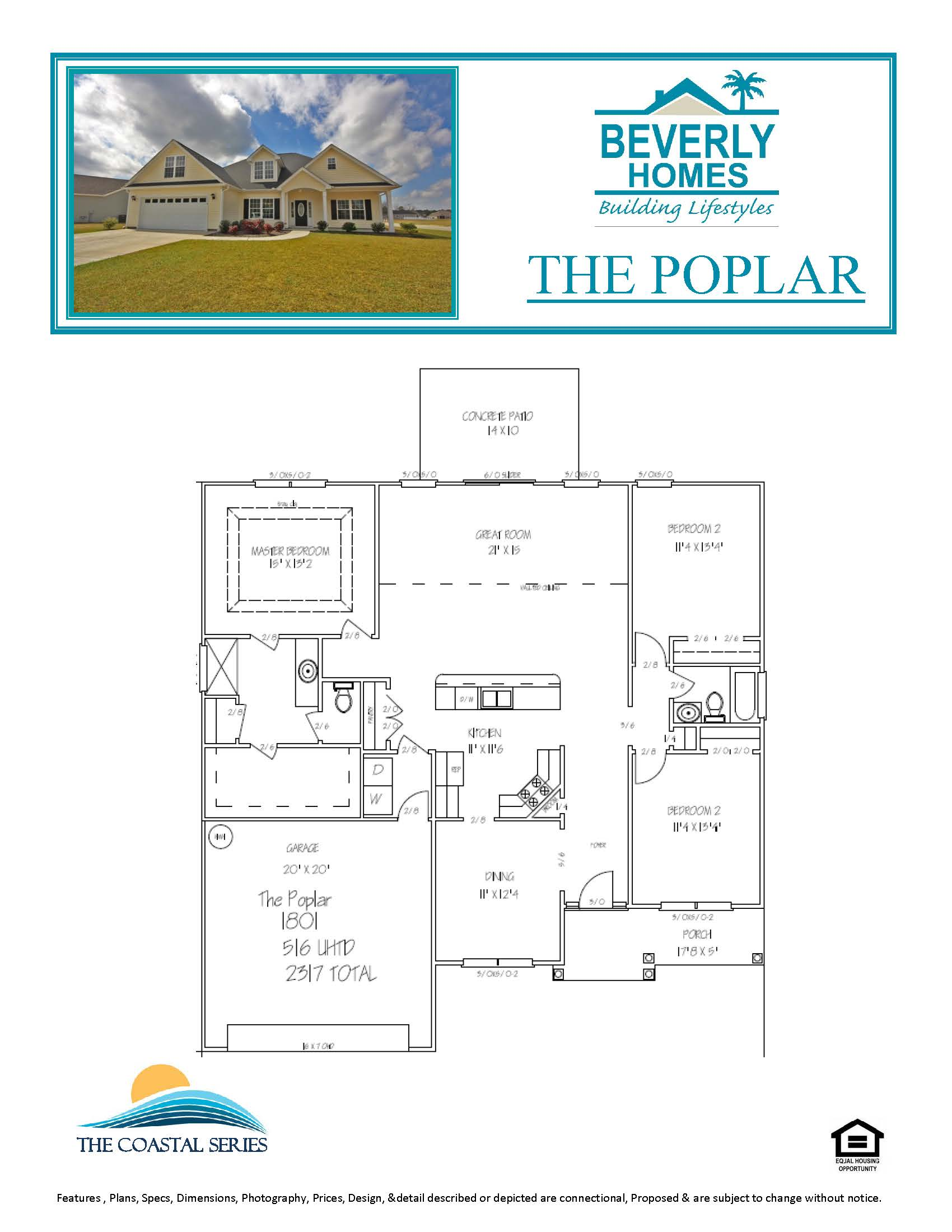 Lifestyle Homes Abaco Floor Plan